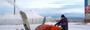 Снегоочиститель шнекороторный мини транспортёр BULLDOG