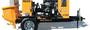 Бетононасос  REED (США) A30НР 23 куб.м/час в исполнении на колёсах с прицепным устройством или без.